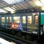 Le métro parisien aux couleurs de Star Wars Episode VII !!!! https://t.co/YAaTfZmRU7 #StarWars #Paris #Métro https://t.co/wT1oAbJVVL
