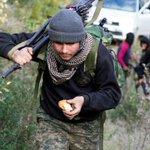 أبطال #الجيش_الحر بعد تحرير جبل زاهية في جبل التركمان بريف اللاذقية https://t.co/AEAF0FT2cx