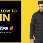 RT & FOLLOW to #WIN a Peter Storm Insulated jacket, just in time for Christmas: https://t.co/IpnoCtZz8f https://t.co/nI6uOATOiV