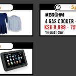 The number of items onjumia flash sale is clearly indicated @GhaflaKenya @JumiaKenya @LeonLidigu @LarryMadowo https://t.co/vKoMiw1iKS