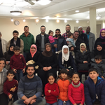 The As @whatwouldDOOdo & @EireannDolan hosted 17 Syrian refugee families for Thanksgiving https://t.co/WkXEfIvOYa https://t.co/McH78DdSo9