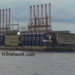 Power barge arrives in #Ghana, docks at Tema tomorrow https://t.co/Qtm69o4bpJ https://t.co/UoAEvi5Jh2