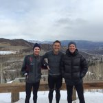 Gnarly post Thanksgiving run with @BobbyStuckeyMS and @craiglewis85. https://t.co/2yNr9Vgi6T https://t.co/d4wBfYtwGa