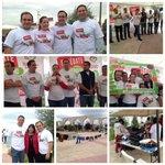 Arrancamos unidos por el tendedero más grande de #Coahuila @Veronica_mtz @manolojim @almova730 #AquiContigo https://t.co/VJkoEvQUKL