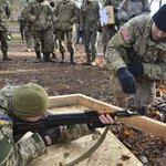 RT@USArmy:Ukrainian Soldiers conduct marksmanship training during #FearlessGuardian II near Yavoriv, Ukraine, Nov 24 https://t.co/h2gyq76zHO