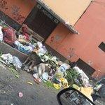 "Así lucen las calles de #Quito, total descuido por parte de esta ""Administración Municipal"" #QuitoSinAlcalde https://t.co/6c4UhgFPzg"