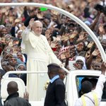 Pope Francis hits out at land grabbers, private developers https://t.co/vxzIlpMU4x #PopeInKenya https://t.co/g7RpSzvtGr