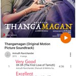 #ThangamaganAudio Review - @anirudhofficial is in full form , 2015 belongs to him???? https://t.co/LYWbiXH7PE