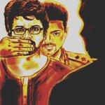 #Theri Fan Art :) Credits to the creator :) https://t.co/xRhM5EiSg2