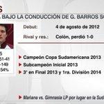 Los números de Guillermo Barros Schelotto al frente de Lanús. Hoy anunció que a fin de año abandonará el club. https://t.co/XdgtAmGczU