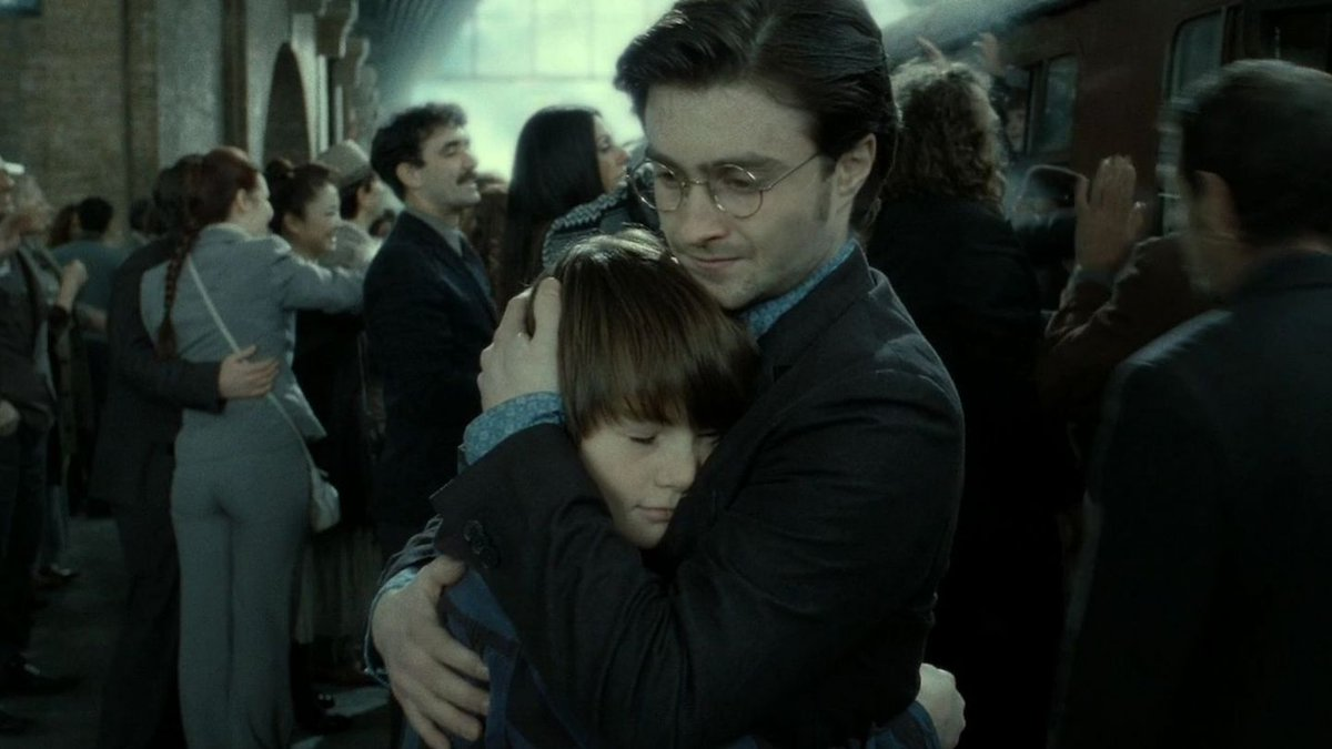 J.K. Rowling Finally Reveals Why HarryPotter Named His Son After Snape