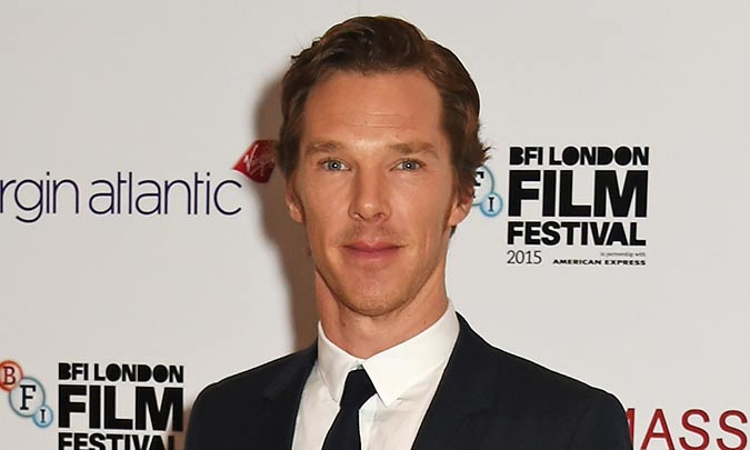 We bet Benedict Cumberbatch is an amazing father after hearing this: