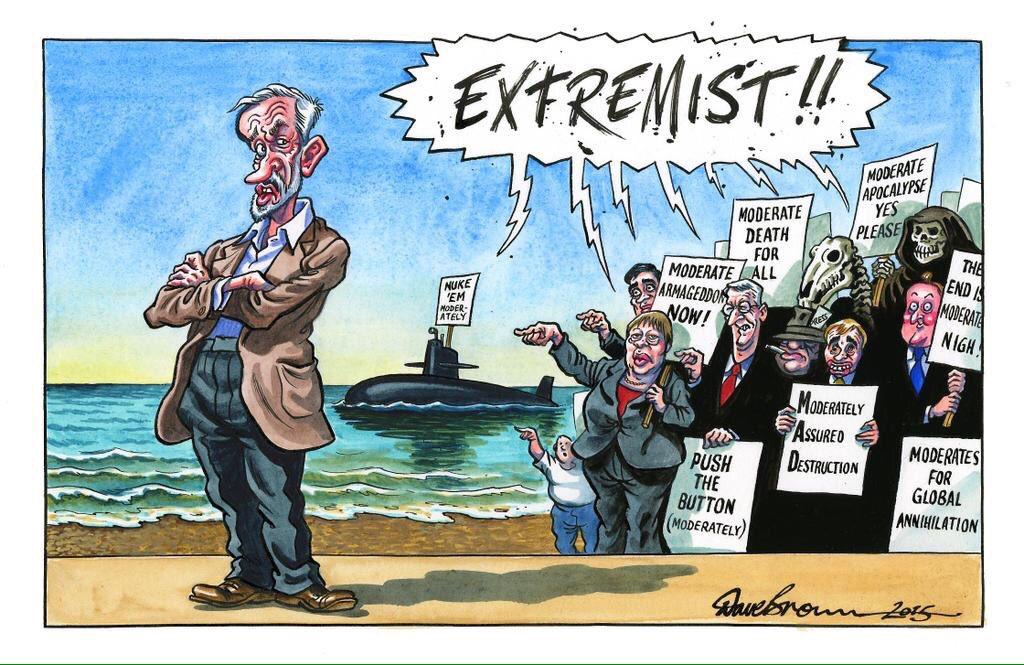 What a strange place Britain has become. Cartoon via @BrookesTimes https://t.co/7m1zlQ2qlO