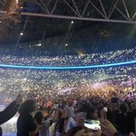 "When ALDUB Nation rocks the biggest Dome-Arena in the World ""Philippine Arena"" 55K-60K Crowd! #ALDUBStaySTRONG https://t.co/2V4V8xKKjf"