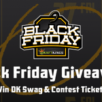 RT to enter to win 1 of 10 DK snapbacks! #BlackFriday https://t.co/IcMoV2wI9y