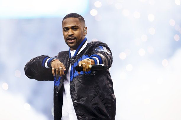 See @BigSean play during halftime of the Detroit Lions' Thanksgiving game: 🦃