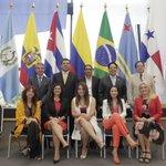 XXXI Asamblea Ordinaria del Parlamento Latinoamericano @parlatin delegación de @AsambleaEcuador @GabrielaEsPais https://t.co/locXci52f3