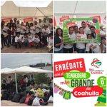 Arrancamos con la 8a edición del #TendederoMásGrande de #Coahuila https://t.co/Iv6WrqHtAK
