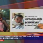 Househelp from hell? Tina Kaggias help threatens to kill one-year-old son #TTTT @LarryMadowo https://t.co/aOabkAJMRx