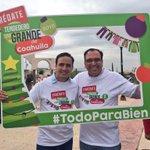 Muchas gracias al Dip. @franciscotobias por unirse al #TendederoMásGrande de #Coahuila https://t.co/dp0X6XyvSS