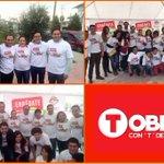 ¡Muchas Felicidades! Arranca el Tendedero + Grande de #Coahuila @manolojim @Veronica_mtz @lalomedrano11 @almova730 https://t.co/Ls4wLsqSjS