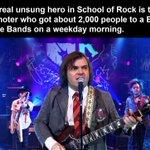 The real hero in School of Rock... https://t.co/ajCEUIHNRb