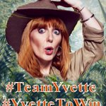 Dont forget every vote counts...lets keep @Yfielding in the jungle. xx https://t.co/QL3ScyZToJ
