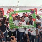 Gracias a la Dip.@Veronica_mtz por sumarse y por su colaboración en el #TendederoMásGrande de #Coahuila https://t.co/Lr8pK9msE1