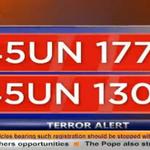IG Boinnet issues red alert over stolen diplomatic vehicle number plates #PopeInKenya https://t.co/HQ0zU5UxBf
