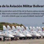 Felicidades por 95 aniversario de nstra Fuerza Aérea Vzlna, Bolivariana, Revolucionaria, Patriota y Antiimperialista https://t.co/BCbjKBq6yK