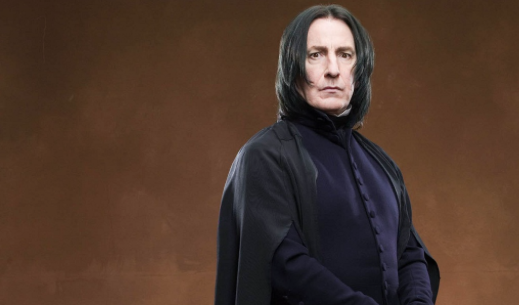 J.K. Rowling revealed why Harry Potter named his son after Snape and Twitter is outraged: