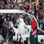 Pope Francis slams nations elite, corruption on his last day in Kenya https://t.co/tPTlMkKdjz https://t.co/esQMbMwG6x