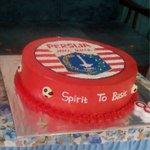 Ready for this giant tart 🎂🎂🎂🎉🎉   #PersijaDay  #SpiritToBasic  #Persija87th  #GuePersija. https://t.co/uQH9j6dfb8