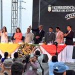 Inauguración de #TerminalBinacional en Santa Rosa junto a @JorgeGlas. #ObrasQueCambianVidas https://t.co/Y4xWwBNURl