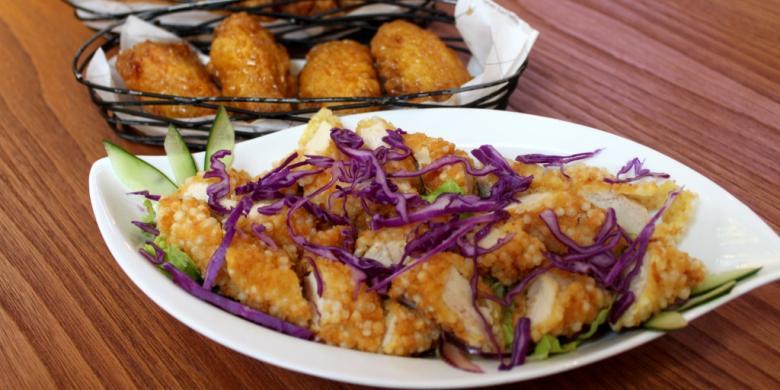 Restoran Kyochon di Indonesia, Ayam Goreng a la Korea #Kuliner   https://t.co/pKX2gwLtnV   https://t.co/zFU2SxMSX7 #Jogja