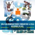 Vamos apoyar con todo este fin de semana a los #Ironman de todo el mundo que vienen a #Cozumel . #IronmanCozumel2015 https://t.co/nmRwCOnB8b