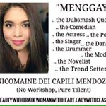 FACTS ABOUT mainedcm! I COULDNT AGREE MORE!  #ALDUBStaySTRONG https://t.co/3urE7paFVX ©