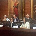 Continúa el 1er debate sobre el #Presupuesto2016 en el Concejo Metropolitano de #Quito. https://t.co/0L1s6ORiAF