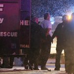 UPDATE: Police arrest gunman who opened fire in Colorado abortion clinic: https://t.co/UAjcLUDzXw https://t.co/yi72h05jWi