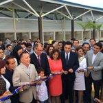 """""""Un saludo a todos los ciudadanos que hoy se benefician de esta Terminal Terrestre Binacional Santa Rosa"""" @JorgeGlas https://t.co/kcvqR8vNw8"""