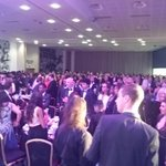 Bring out the starters #BrumAwards2015 https://t.co/xp6soWxTcR