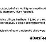 Heres what we know about the shooting at Colorado Springs Planned Parenthood clinic https://t.co/8Uci8uxswL https://t.co/BRYOrBBWrL
