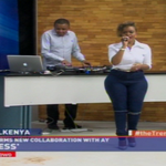Avril performs no stress new collaboration with AY #theTrend @LarryMadowo @AnnOkumu https://t.co/nLN1J6s4rv