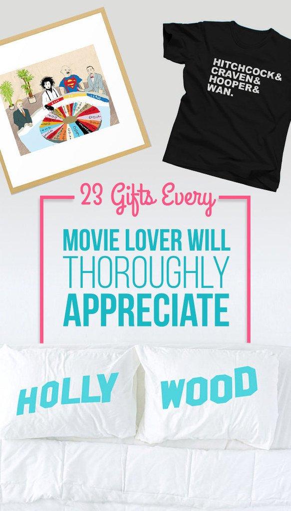 100 Gifts for Movie Buffs  TrendHuntercom