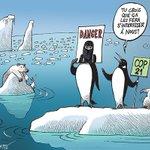 #cop21 Sommet climatique dans une période sombre - © Chappatte dans Le Temps, Suisse https://t.co/DGHmg8q85u