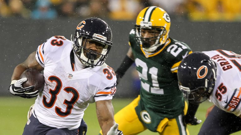 TV Ratings: Bears-Packers Game Breaks Thanksgiving Night Record
