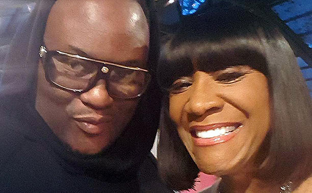 Patti LaBelle spent Thanksgiving with her biggest pie fan, James Wright: 🍠