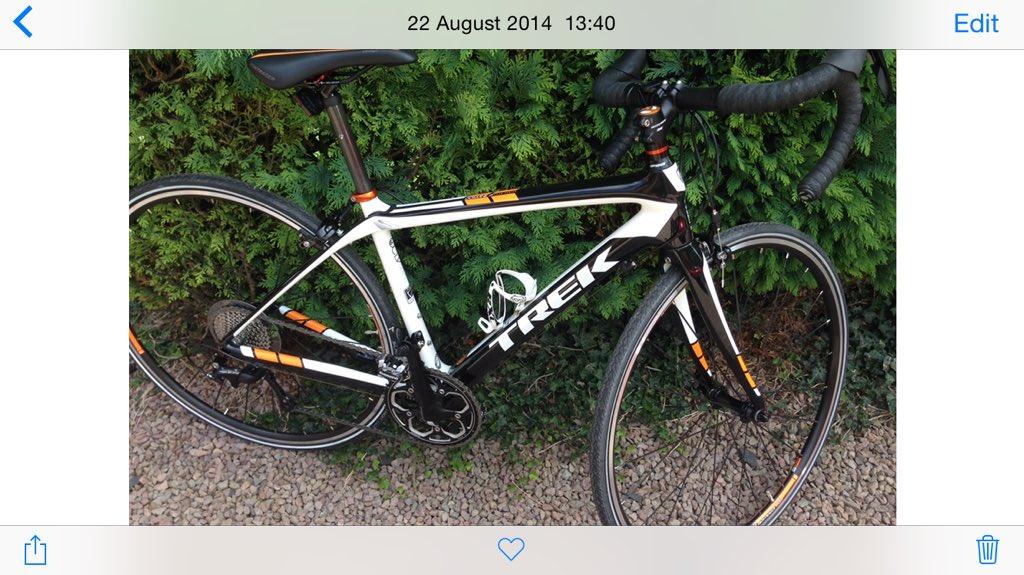 Had my bike stolen from garage