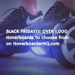 #BlackFriday Deals are here!!! Over 1,000 #hoverboards on https://t.co/OyN2WuGtqf #hoverboard #startup https://t.co/4wSmkJg8ix