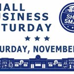 Why #SmallBusinessSaturday Is The Most Important Day To Shop This Holiday Season: https://t.co/7jMUsRCYfV #ShopLocal https://t.co/CIvMPOLNTp